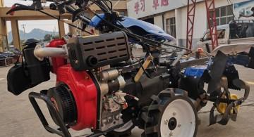 自走式直联微耕机 齿轮转动微耕机 厂家直销 山地果园微耕机