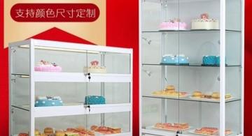 南京专业玻璃展柜