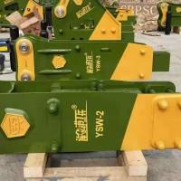 连港工兵破碎锤45毫米型号YSW-2适配挖机2-3吨新推出 大型工程机械 碎石能力强
