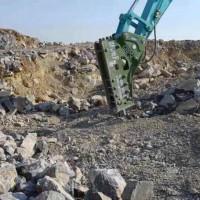 连港工兵破碎锤175毫米型号ZFB15F适配挖机38-50吨建筑拆迁好帮手