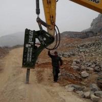 连港工兵破碎锤165毫米型号ZFB13F碎石能力强挖机好帮手