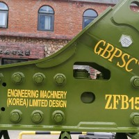连港工兵破碎锤175毫米型号ZFB15F机芯进口大型挖机可用